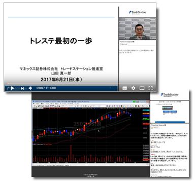 マネックス証券オンラインセミナー