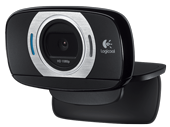 C615 PORTABLE HD WEBCAM (Logicool社製)