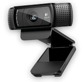 HD Pro Webcam C920 (Logicool社製)
